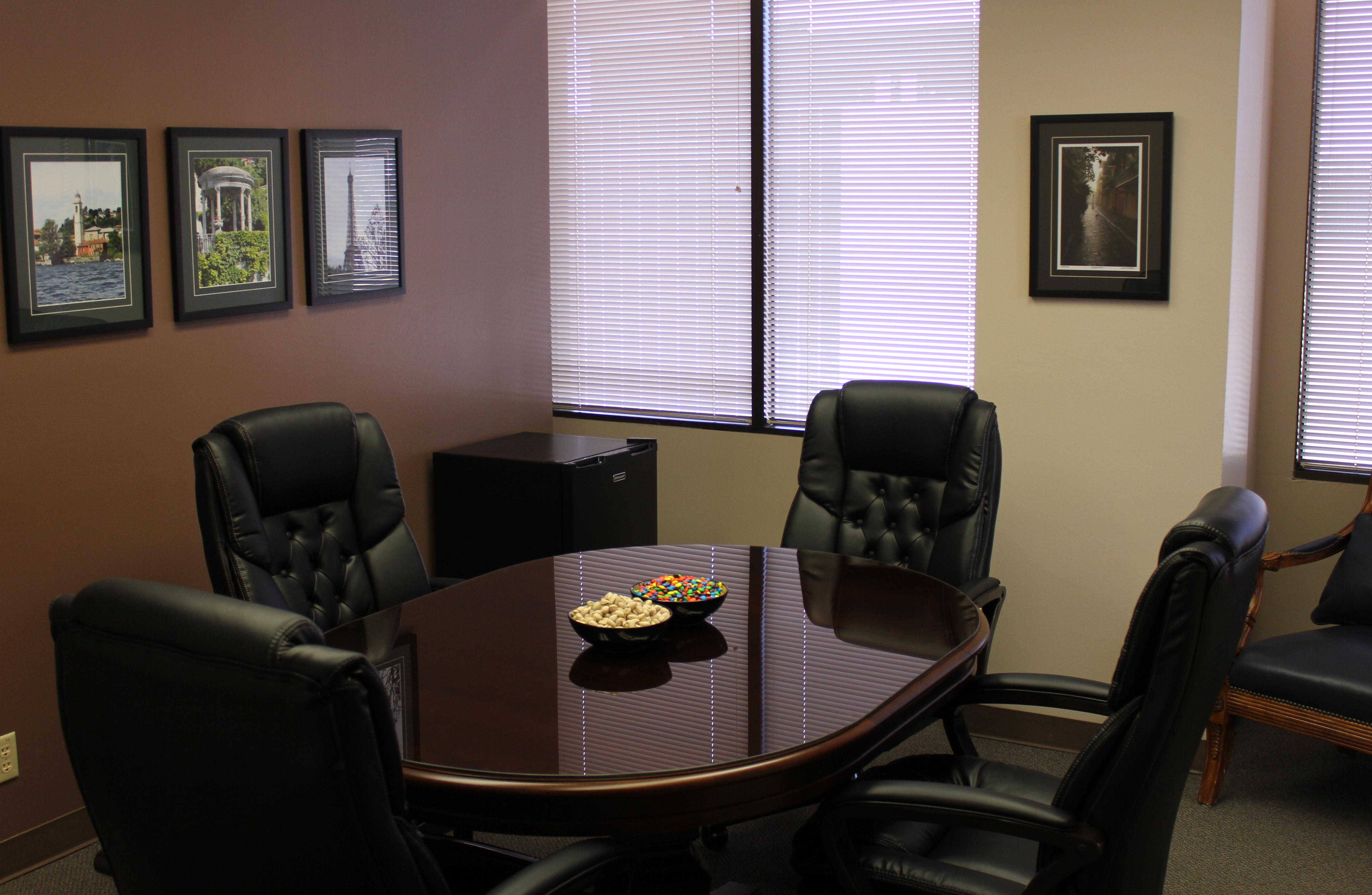 Mediation Rooms