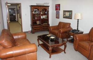 Antcliff Mediation PLLC Waiting Area